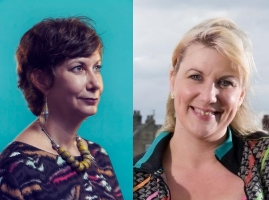 The Value of Poetry with Kate Fox and Tamar Yoseloff