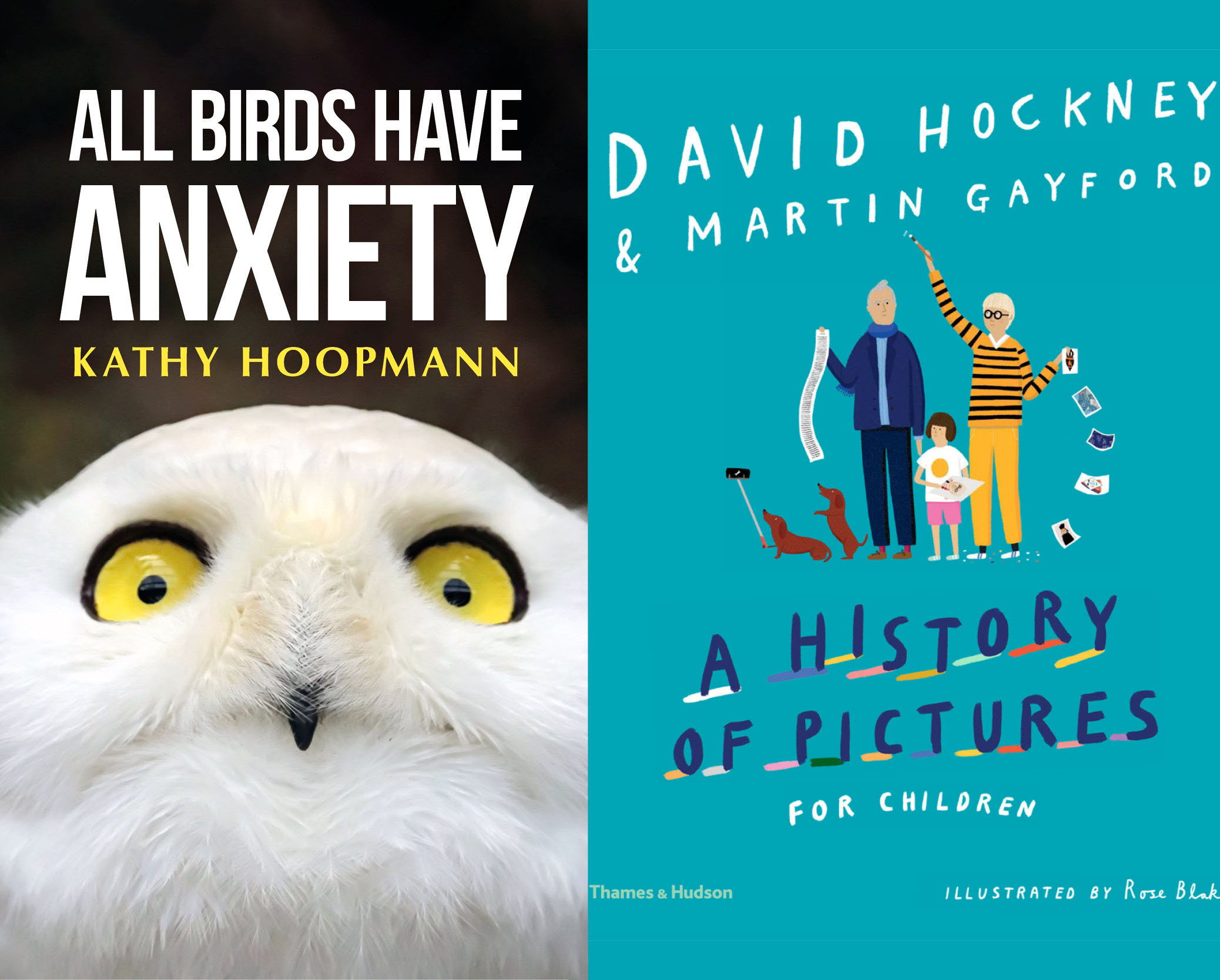 From Art to Anxiety: the 2019 ALCS Educational Writers' Award shortlist