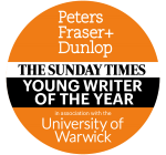 Judges Announced for The Sunday Times / Peters Fraser + Dunlop Young Writer of the Year Award 2017