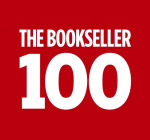 Philip Pullman and Nicola Solomon feature in Bookseller 100