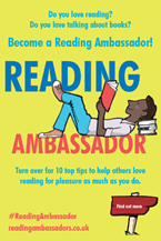 Reading Ambassadors postcard image