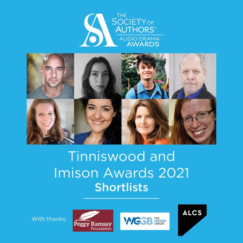 Shortlists for the 2021 Imison and Tinniswood Awards