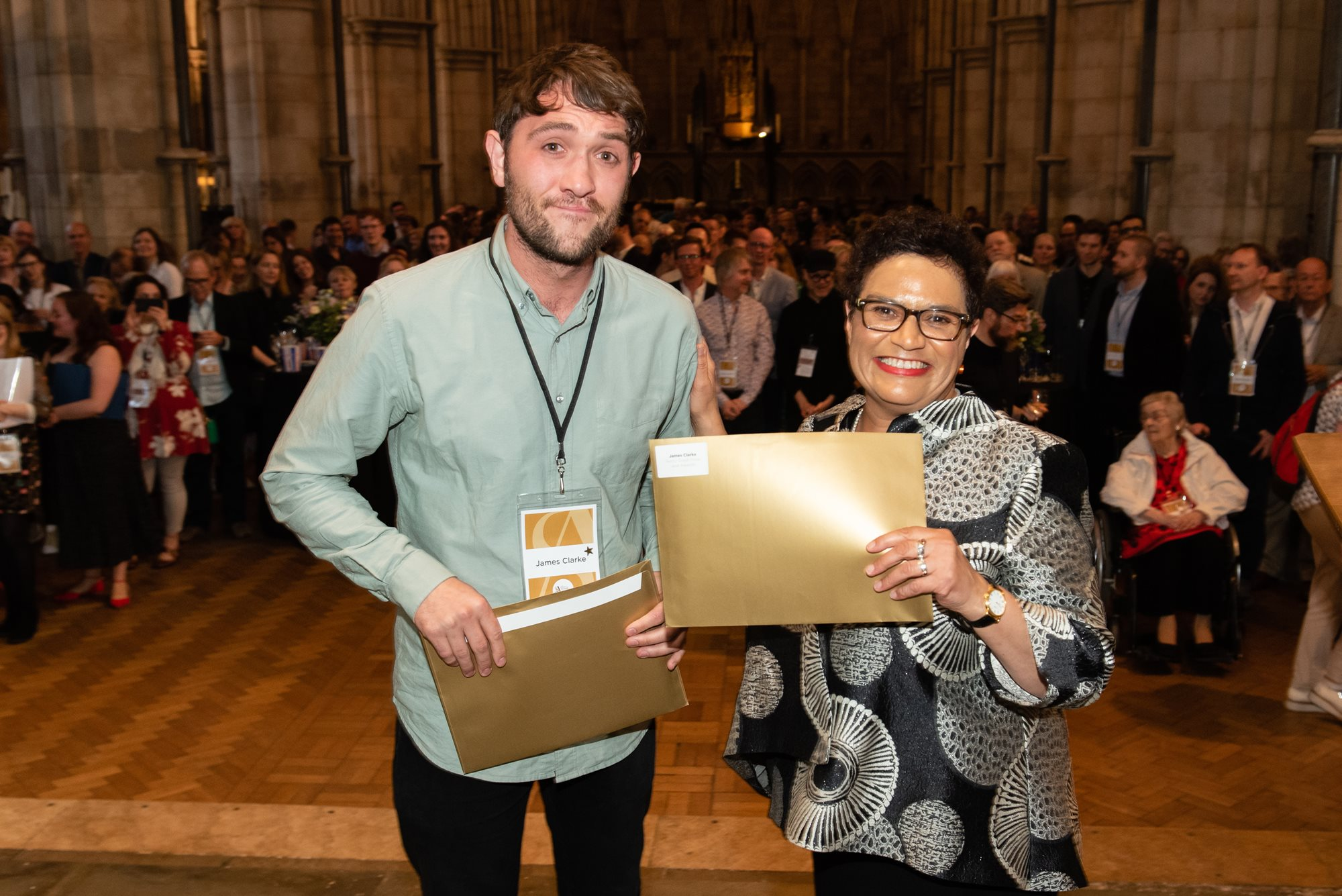 'Writing is ... a real act of faith' – James Clarke, Betty Trask Prize 2019 winner